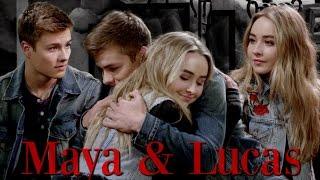 Maya & Lucas - Stone Cold || Girl Meets World