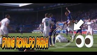Diving Memalukan Cristiano Ronaldo