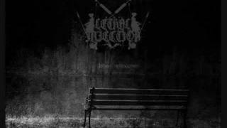 LETHAL INJECTION - Verzweiflung