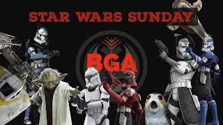 Star Wars Sunday Stream!