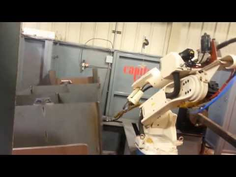 Lawrence Brothers, Inc - Robotic Welding