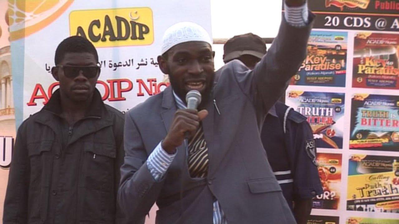 Download A Must Watch Debate: Mallam Yusuf Adepoju VERSUS Evangelist Oluleke Adebayo (part 1)