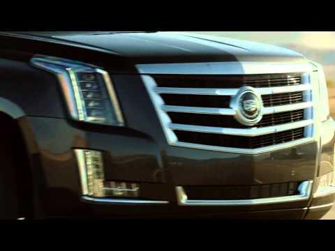 2015 Cadillac Escalde reveal  master p -  bourbons and lacs