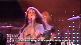 Underoath - Desperate Times,Desperate Measures(Live from MTV) Legendado BR