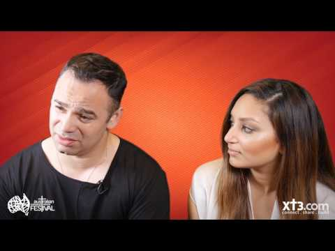 #ACYF15 Interview with Gary and Natasha Pinto - Aussie Musicians