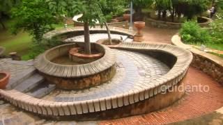 Garden five senses Delhi tourist attractions   Short   travel   film
