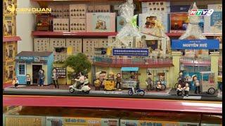 Nguyễn Phúc Đức - Chàng trai khởi nghiệp với mô hình nhà cửa Sài Gòn thu nhỏ