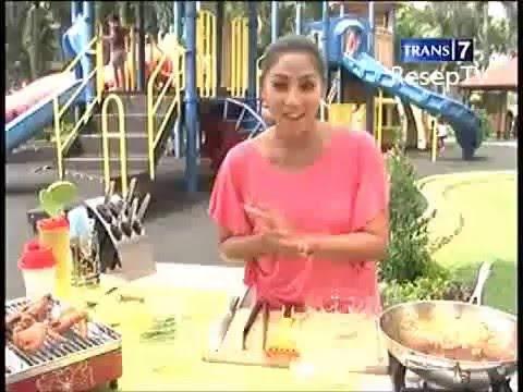 Resep Masakan Barbeque Chicken Wings Ala Winnie Youtube