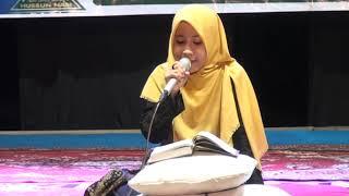 SUARA MERDU - Tilawatil Qur\x27an Oleh Novi Musannadah