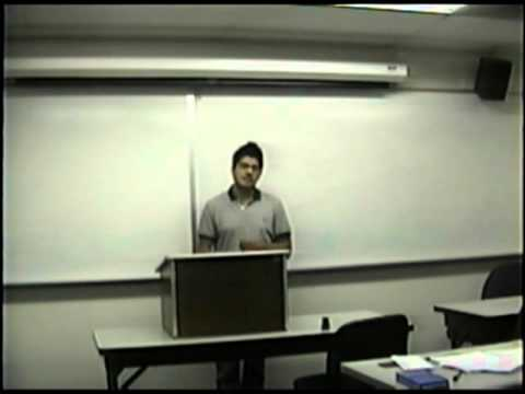 Sample Student Speech of Introduction - YouTube