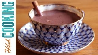 How To Make Mexican Hot Chocolate from Scratch | Hilah Cooking