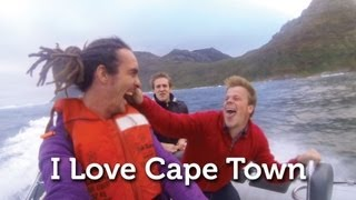 I Love Cape Town // Day of the Week // Dave Erasmus