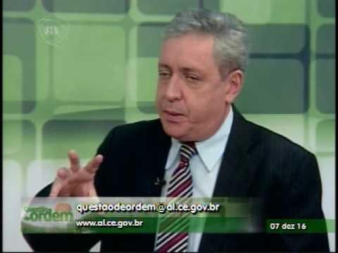 QUESTÃO DE ORDEM |  Deputado Leonardo Araújo