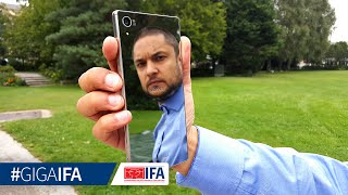 Xperia Z5 Premium - Hands-On - GIGA.DE