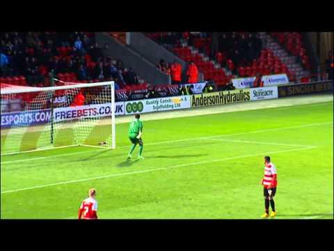 Doncaster 1 Albion 3