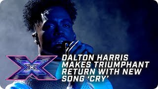 Dalton Harris Makes TRIUMPHANT return with new song 'Cry' | X Factor: The Band | The Final