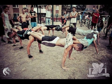 STREET WORKOUT - BOR (SERBIA) OFFICIAL HD VIDEO