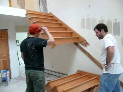 Stair Removal