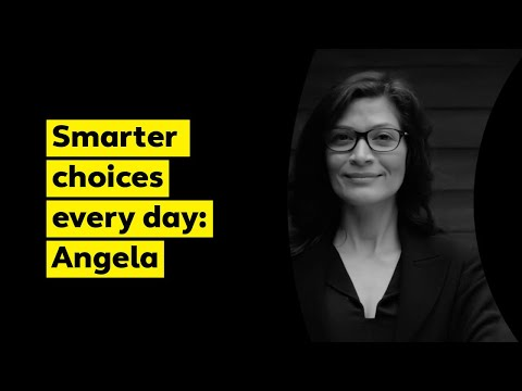 Smarter choices every day: Juggling it all mid-career