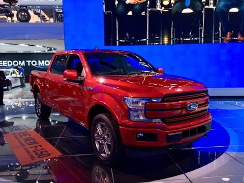 2018 Ford F-150 – Redline: First Look – 2017 NAIAS - YouTube