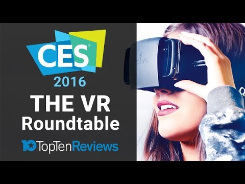 Is Virtual Reality Here To Stay? - CES 2016 Recap