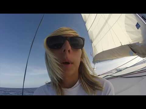 #5, Tyler's Life - 50 hour sail, Martinique to St. Martin