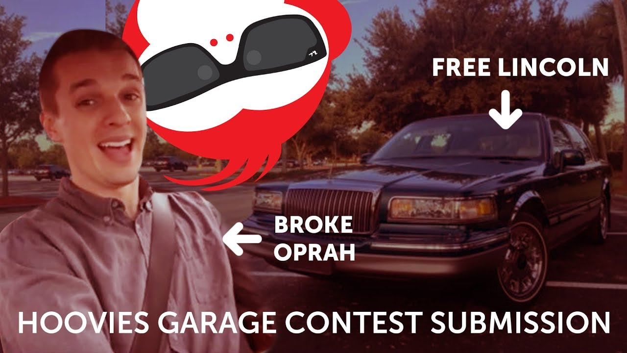 Hoovies Garage Free Car Give Away Octane Monkey Submission Lincoln