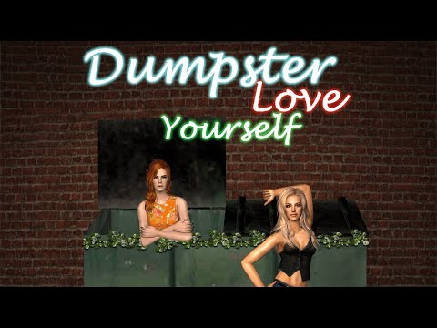 Dumpster Love Yourself Lana Del Rey and Britney Spears Spoof Song