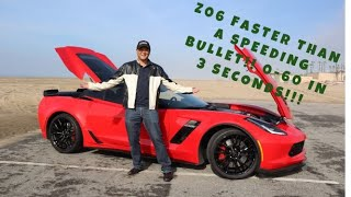 Things You Didn't Know about the Corvette Z06!