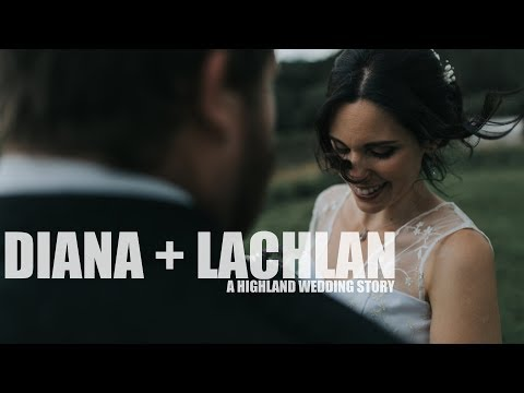 Wedding Fusion Video -   Diana & Lachlan