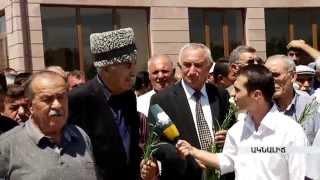 Ezidi Armenia 1 Anniversary of Yezidi genocide in 03.08.2014