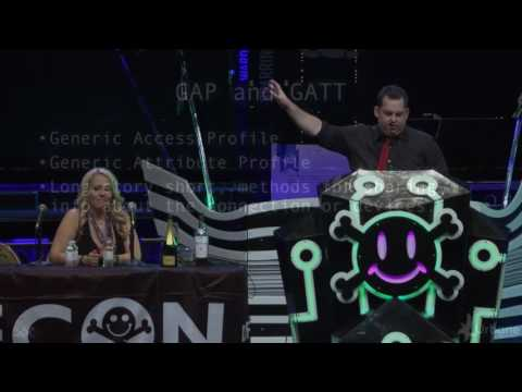 DEF CON 24 - Zack Fasel, Erin Jacobs - Attacks Against Top Consumer Products