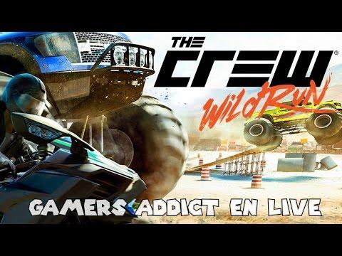 The Crew - Wild Run - [Live Gamers Addict] - [Beta] - [Pc] -[Fr]