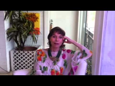 Elsa Martinelli, a carioca