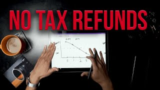 Why you won't get a tax refund (W4 2020 vs 2019)