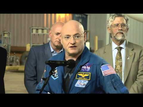 The One-Year Crew returns on This Week @NASA – March 4, 2016