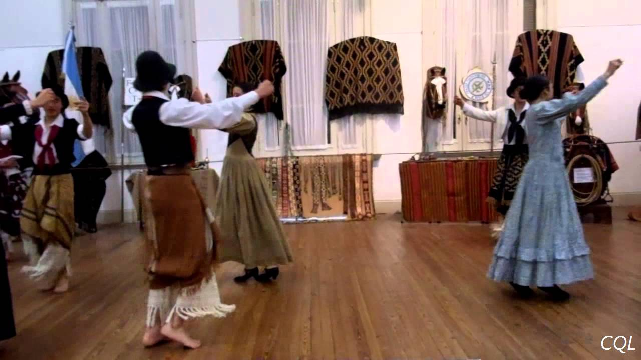 Cuerpo de baile - 2 part 6