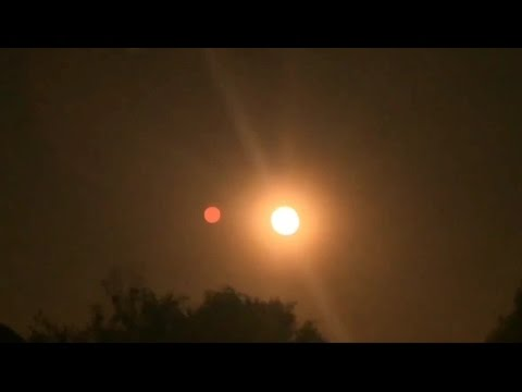 NIBIRU News ~ Hot planet seen on two cameras still growing bigger with reflection on water plus MORE Hqdefault