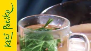 Kati-patika - Megszelídíteni a csalánt (gyógynövények, természetgyógyászat)