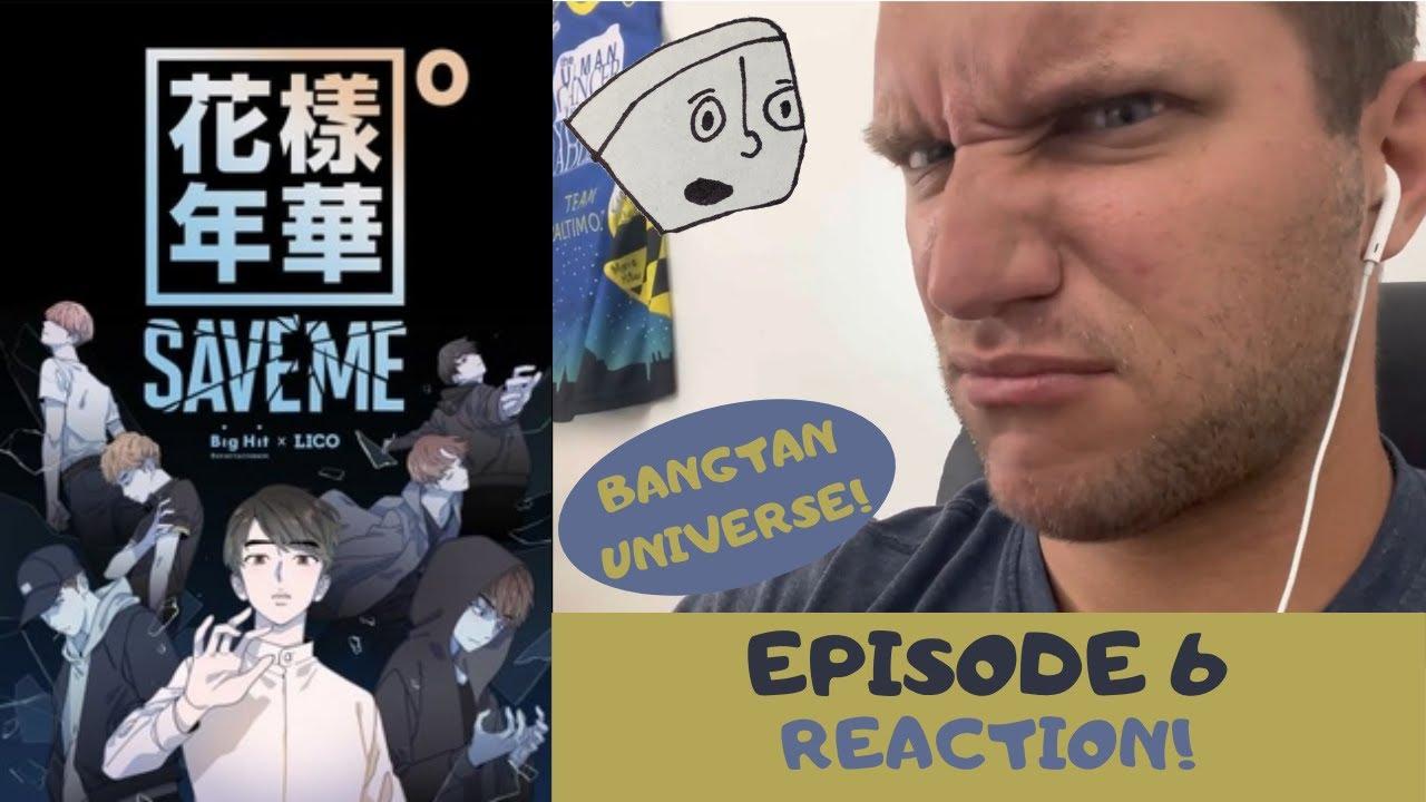 """Download Actor & Filmmaker REACTION to BTS """"SAVE ME"""" Webtoons EPISODE 6!"""