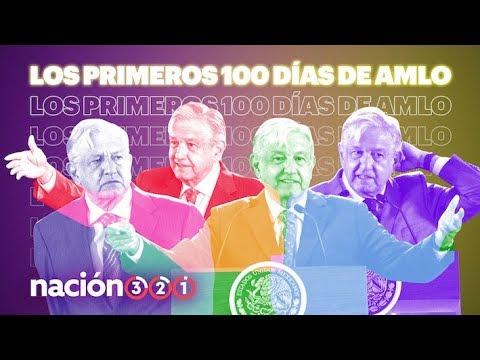 INFORME del Presidente Andrés Manuel López Obrador por los primeros 100 días de gobierno 2019