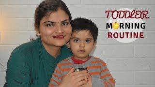 Toddler Morning Routine (13 Days to 2019)