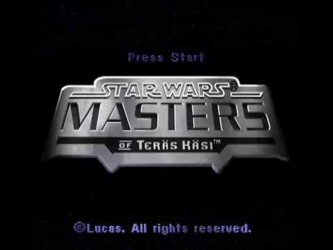 PSX Longplay [287] Star Wars: Masters of Teräs Käsi