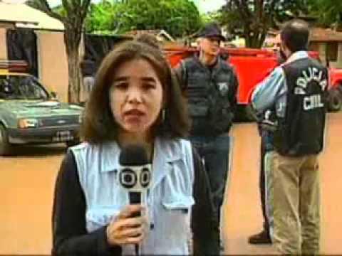 Sequestro Marechal Cândido Rondon - Abril de 1995