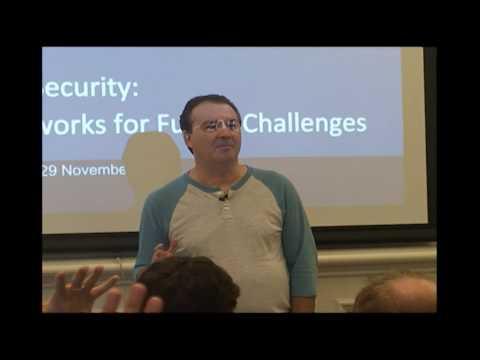 John Crain, ICANN: Nov. 2016 Center for Long-Term Cybersecurity Seminar