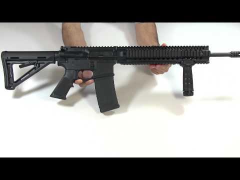 Daniel Defense M4v5LW light weight rifle