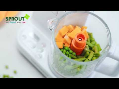 Sprout's Green Beans Peas Butternut Squash Recipe