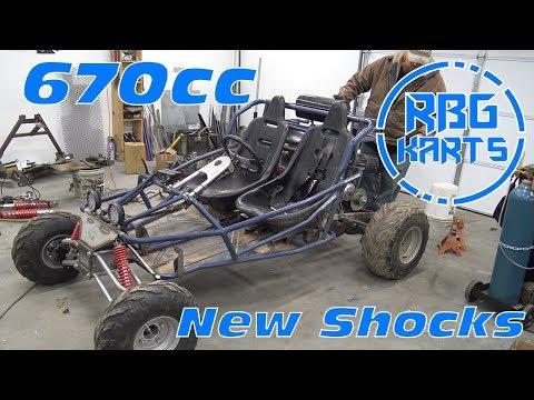Repeat Predator 670cc Off Road Go Kart 54