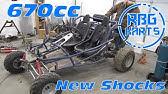 Dongfang Jaguar or Viper 150cc off road Go Kart - YouTube