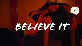 """PARTYNEXTDOOR & Rihanna """"BELIEVE IT"""" - Choreography By Tricia Miranda"""